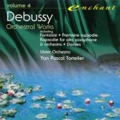 Album artwork for Debussy: Orchestral Works vol. 4 / Tortellier