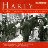 Album artwork for Harty: Violin Concerto, Piano Concerto