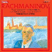 Album artwork for Rachmaninov: Piano Trios Nos. 1 & 2 (Borodin)