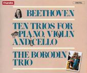 Album artwork for BEETHOVEN: COMPLETE PIANO TRIOS