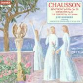Album artwork for Chausson: Symphony in B Flat, Soir De Fete, Tempe