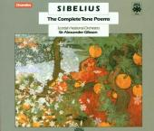 Album artwork for Sibelius: Complete Tone Poems / Gibson