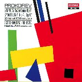 Album artwork for Prokofiev: Symphonies Nos 3 & 4 (Jarvi)