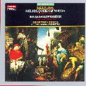 Album artwork for Respighi: Belkis, Metamorphosen (Simon)