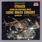 Album artwork for R. Strauss: Symphonic Brass