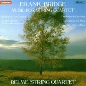 Album artwork for Frank Bridge: String Quartet