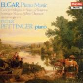Album artwork for Elgar: PIANO MUSIC