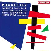 Album artwork for Prokofiev: Symphony No. 5