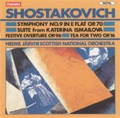 Album artwork for Shostakovich: Symphony #9, etc