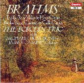 Album artwork for BRAHMS - TRIOS