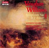 Album artwork for Vaughan Williams: SYMPHONY NO. 4/, etc