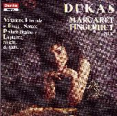 Album artwork for DUKAS: PIANO WORKS