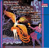 Album artwork for Stravinsky: Firebird / Lyadov: Baba-Yaga