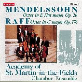 Album artwork for Mendelssohn & Raff: Octets