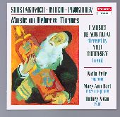 Album artwork for Shostakovich/Bloch/Prokofiev: On Hebrew Themes