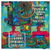 Album artwork for Mussorgsky: Pictures at an Exhibition