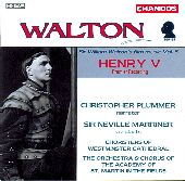 Album artwork for SIR WILLIAM WALTON'S FILM MUSIC, VOLUME 3
