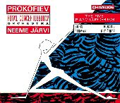 Album artwork for Prokofiev: Piano Concertos Nos 1 - 5