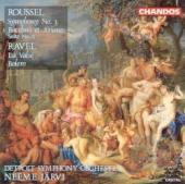 Album artwork for Roussel: Symphony #3, Ravel: La Valse, Bolero