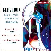 Album artwork for Gershwin: Rhapsody in Blue