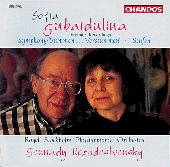 Album artwork for Gubaidulina: Symphony In 12 Movements