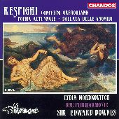 Album artwork for Respighi: Concerto Gregoriano, Poema Autunnale