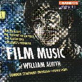 Album artwork for ALWYN: FILM MUSIC