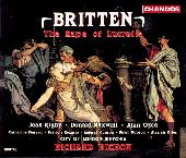Album artwork for Britten: The Rape of Lucretia