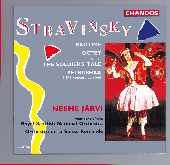 Album artwork for Stravinsky: Petrushka � The Soldier's Tale