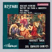 Album artwork for Respighi: Toccata for Piano & Orchestra