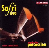 Album artwork for Contemporary Works for Percussion