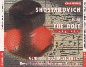 Album artwork for Shostakovich: The Bolt