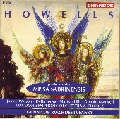 Album artwork for Howells: Missa Sabrinensis