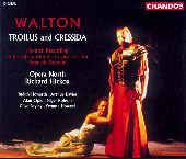Album artwork for Walton: TROILUS & CRESSIDA