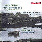 Album artwork for Vaughan Williams: Riders to the Sea