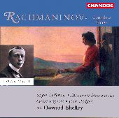 Album artwork for Rachmaninov: Songs, Vol. 1