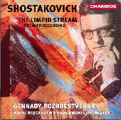 Album artwork for Shostakovich: The Limpid Stream