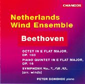 Album artwork for Beethoven: Octet � Quintet � Symphony No. 7