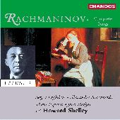 Album artwork for Rachmaninov: Songs, Vol. 3