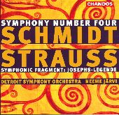 Album artwork for SYMPHONY NO. 4