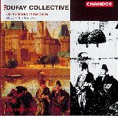 Album artwork for Dufay Collective: On the Banks of the Seine