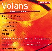 Album artwork for Volans: Music for Wind Ensemble
