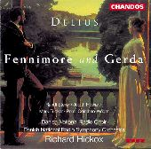 Album artwork for FENNIMORE AND GERDA