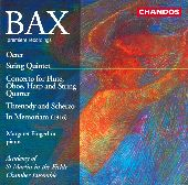 Album artwork for Bax: OCTET / STRING QUINTET