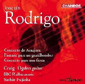 Album artwork for Rodrigo: Guitar Concerto