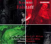 Album artwork for Salieri: Falstaff