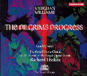 Album artwork for Vaughan Williams: The Pilgrim's Progress (Hickox)