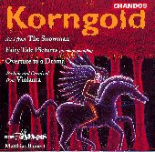 Album artwork for Korngold: FAIRY TALE PICTURES