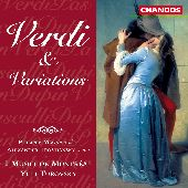 Album artwork for VERDI & VARIATIONS