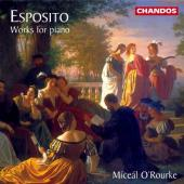 Album artwork for Esposito: Works for Piano